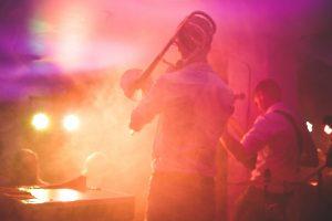 Symbolbild: Musiker spielen